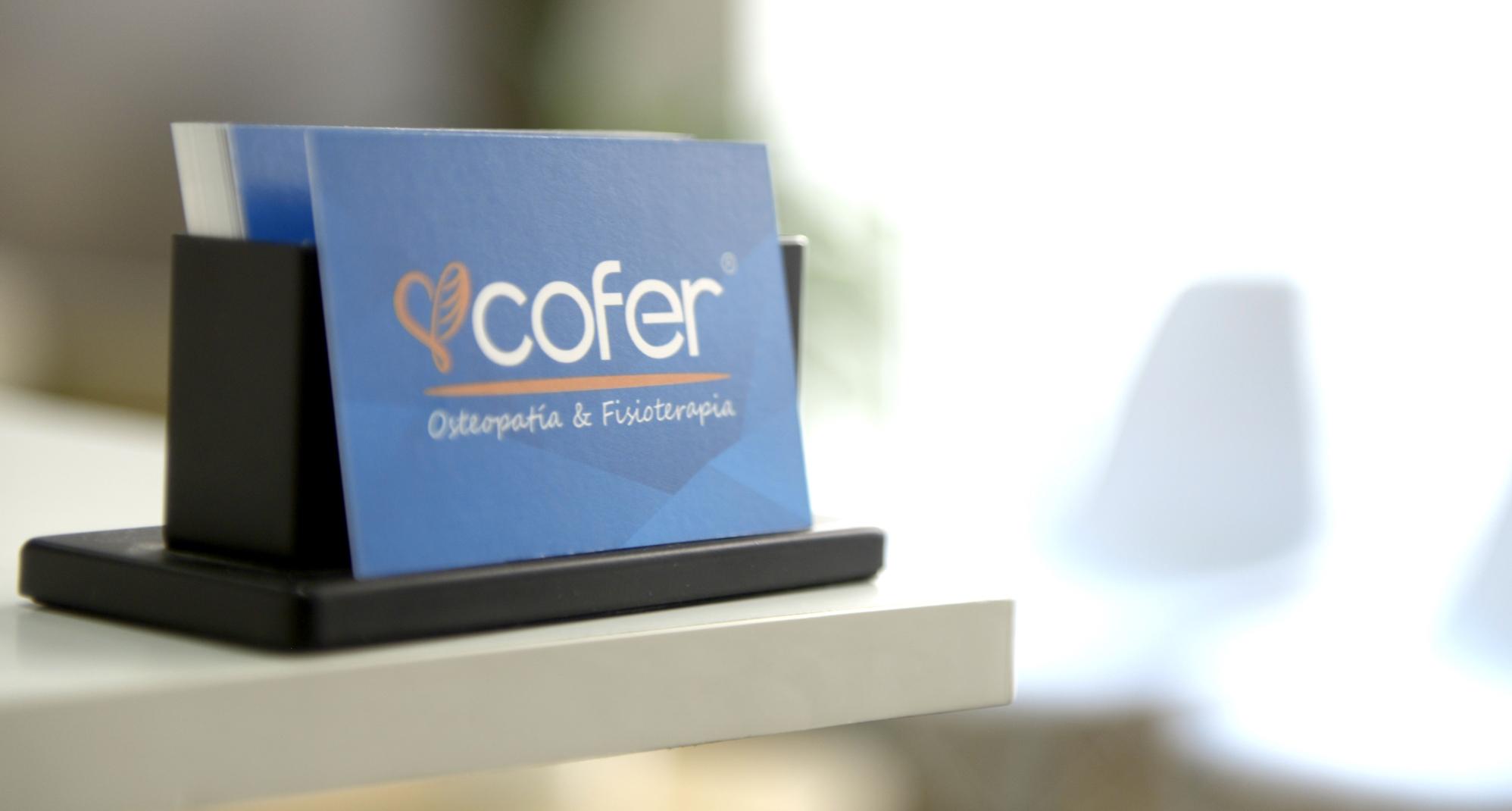 Clínica Cofer Fisioterapia y Osteopatía en Murcia